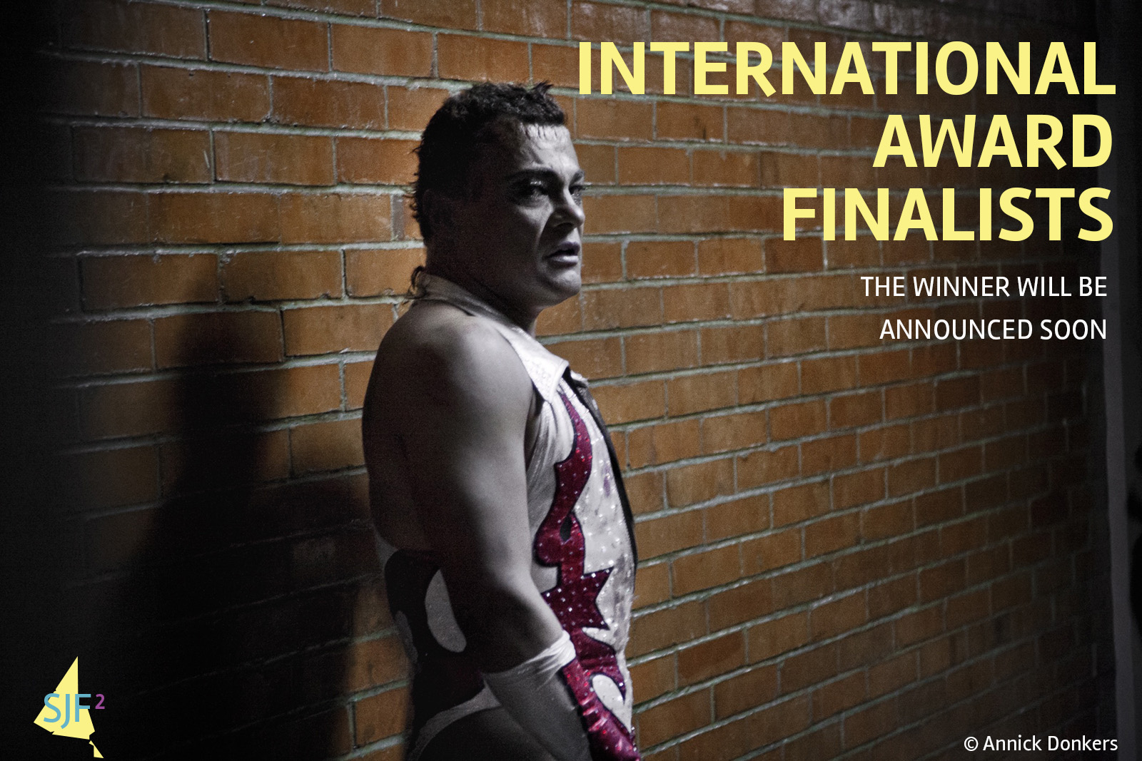 2016 International Award Finalists